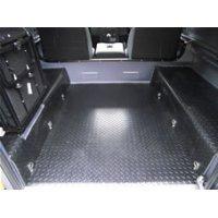 3-delige mattenset laadruimte korte uitvoering voor de SWB achter de voorstoelen en voor de LWB Stawag achter de achterbank