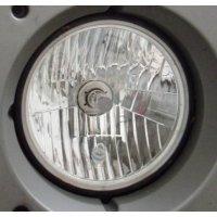 7″ heldere koplamp RHD met stadslicht