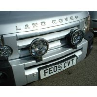 , Algemeen Discovery 3, Vis Land Rover