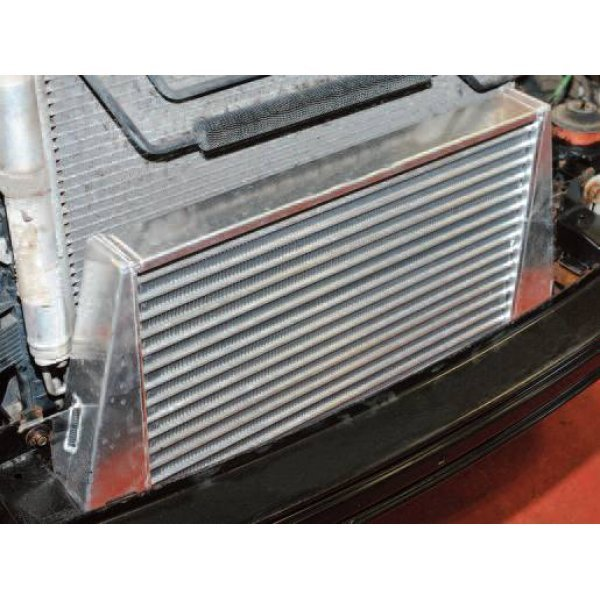 Performance Intercooler 2.7 ltr V6 diesel