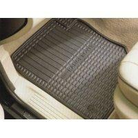 rubber mattenset (2 stuks)