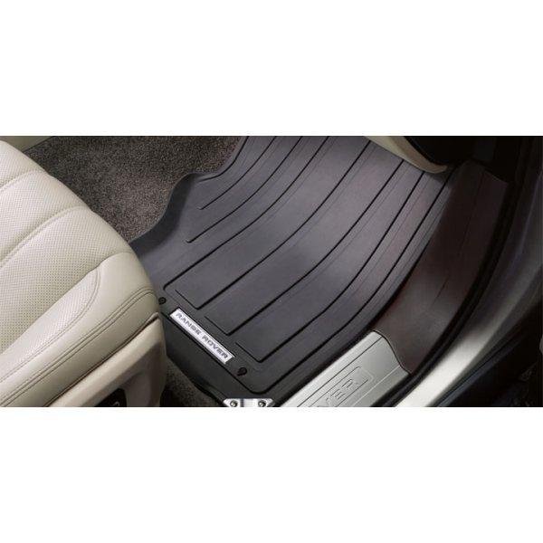 Rubber mattenset L405 1e en 2e rij RHD