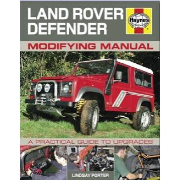 Haynes Defender Modifying Manual door Lindsay Porter