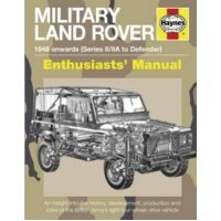 Haynes Military Land Rover – 1948 onwards