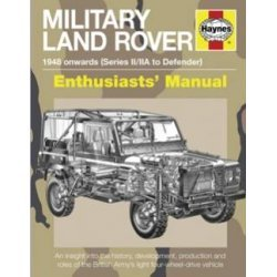 Haynes Military Land Rover – 1948 onwards