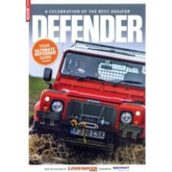 Defender, a celebration of the best 4x4xfar