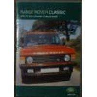 CD ROM Rangerover Classic 1986-1994