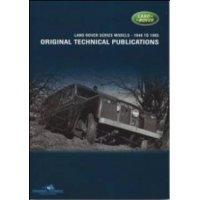 DVD Series I, Series II, Series IIA, Series III 1948-1985