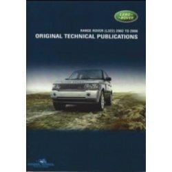 DVD Rangerover L322 2002-2006