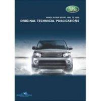 DVD Rangerover Sport 2005-2010