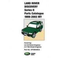 Onderdelenboek Discovery series 2 1999-2003