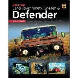 You and Your Land Rover 90, 110 & Defender – Buying, enjoying, maintaining & modifying door Martin Hodder