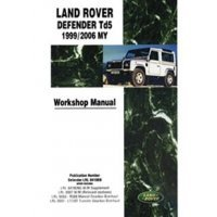 Werkplaatshandboek Land-Rover Defender Td5 Workshop Manual