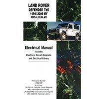 Werkplaatshandboek Land-Rover Defender Td5 Electrical Manual