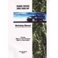 Range-Rover L322 Werkplaatshandboek 2002-2006