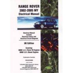 Range-Rover L322 Electrische manual 2002-2006