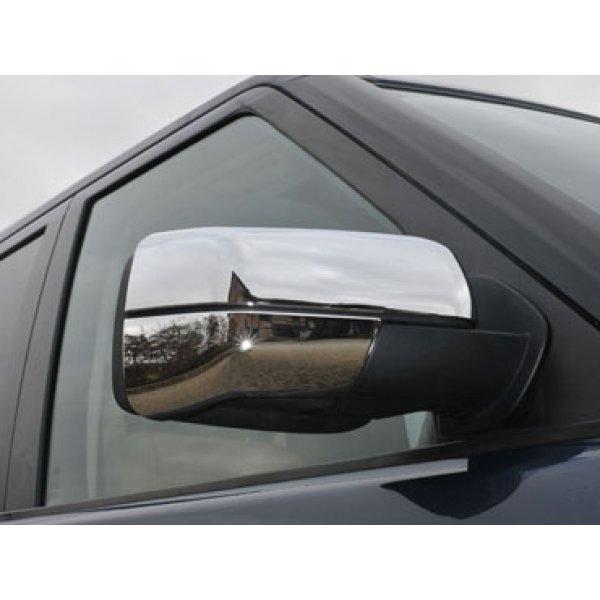 Chrome onderkap (set 2 stuks, links en rechts) Range Rover L322 en Freelander 2