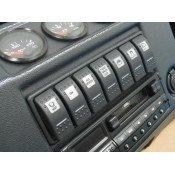 Centrale radio console