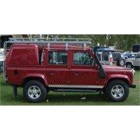 , Dakdraagsystemen, Vis Land Rover, Vis Land Rover