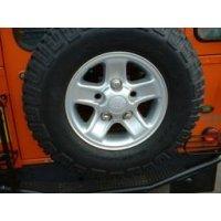 Boost alloy-wiel lichtmetaal 16 inch