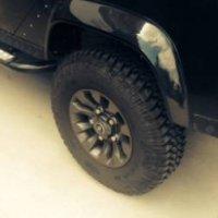 , Wielen en toebehoren, Vis Land Rover