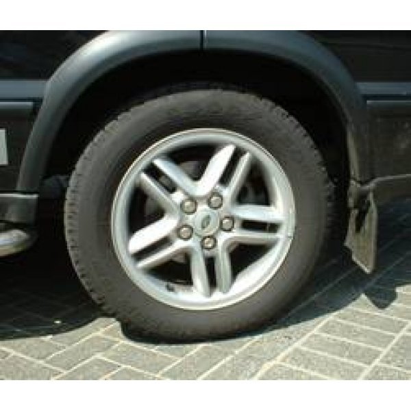 Style 2 alloy-wiel   (lichtmetaal) 16