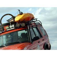 , Snorkels Discovery 2, Vis Land Rover