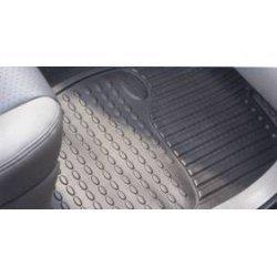 Rubber matten sets RHD set van 4 stuks Freelander 1 origineel Landrover