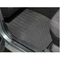 rubber matten sets Voorcompatiment (2 stuks) RHD