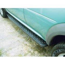 E-style side-steps Freelander met rubber top