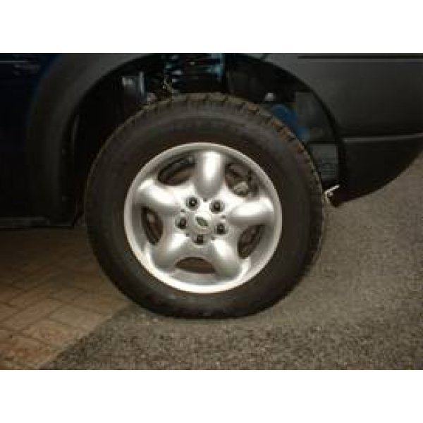 "16"" Freedom 5-spaaks alloy velg 2001 t/m 2005"