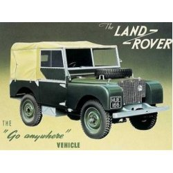 Land-Rover Series I 80″