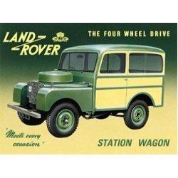Land-Rover Series I 80″ Station Wagon