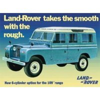 Land-Rover Series IIA 109″ Station Wagon