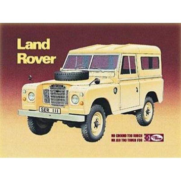 Land-Rover Series III 88″