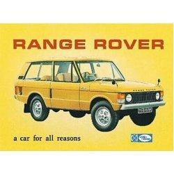 Range-Rover Classic 2-drs