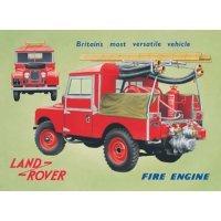 Series I Fire Engine