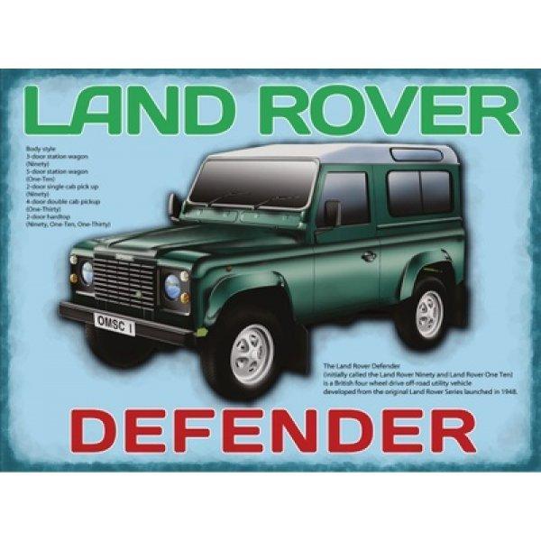 Defender 90″