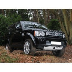 Sump guard Discovery 4