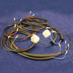 "88"" en 109"" Series II kabelset naar koplampen in grille"
