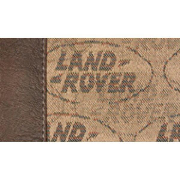 Land Rover Logo Bruin