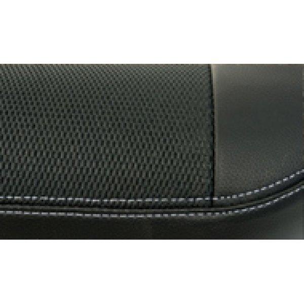 XS Black Rack Leather