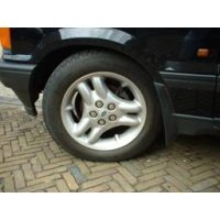, Wielen Discovery 2, Vis Land Rover