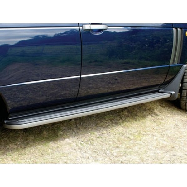 Brunel type Side Steps Range Rover L322