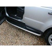 Side steps (2 stuks) Terrafirma 2005 t/m 2013 Range Rover Sport
