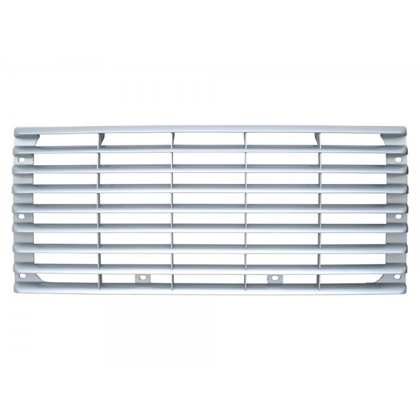 Grille paneel Indus Silver