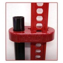 Handle keeper Rood / Zwart
