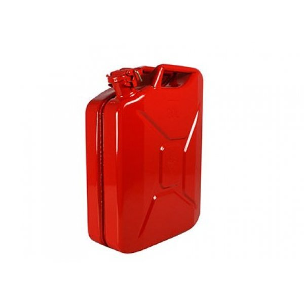 Jerrycan 20 ltr rood