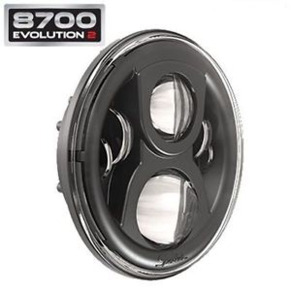 J.W. Speaker 8700 EVO 2 PRO zwart