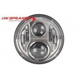 Speaker EVO 2 zilver met DRL
